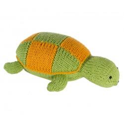 Tortue tricotée main en...